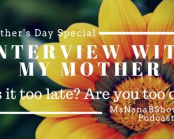Podcast Special: Interview with My Mother